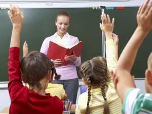 Five per cent of Chinchilla students attend school in person