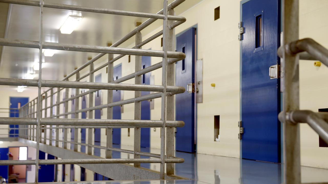 Maryborough Correctional Centre – The high security unit.