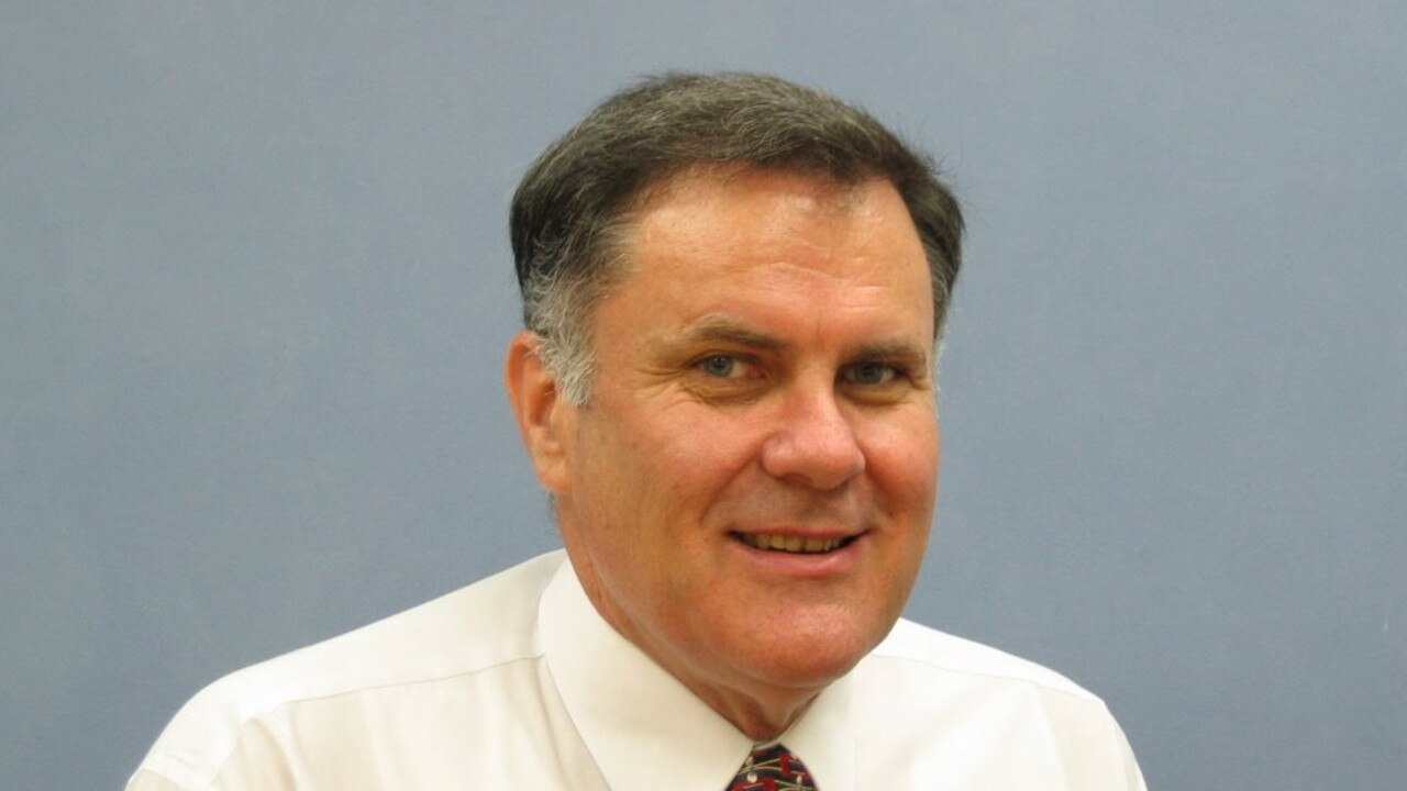 Winston Johnston said he will advocate for a fair share for communities west of the Bruce Hwy.