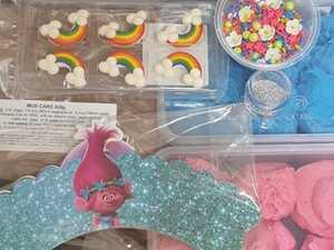 Cupcake company's boredom buster kit