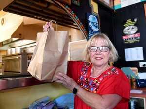 Restaurant's kind gesture kicks off huge community effort