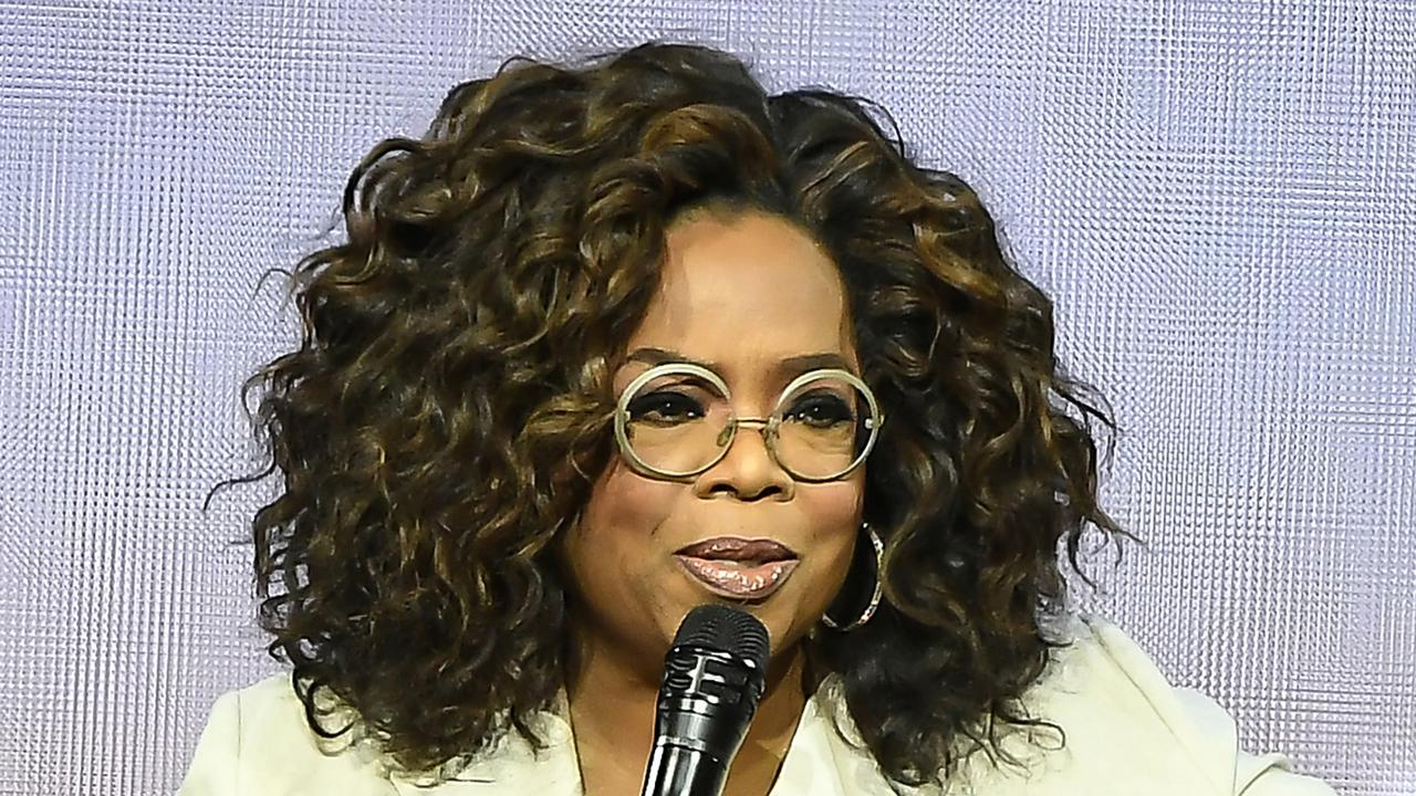 Oprah Winfrey. Picture: Getty