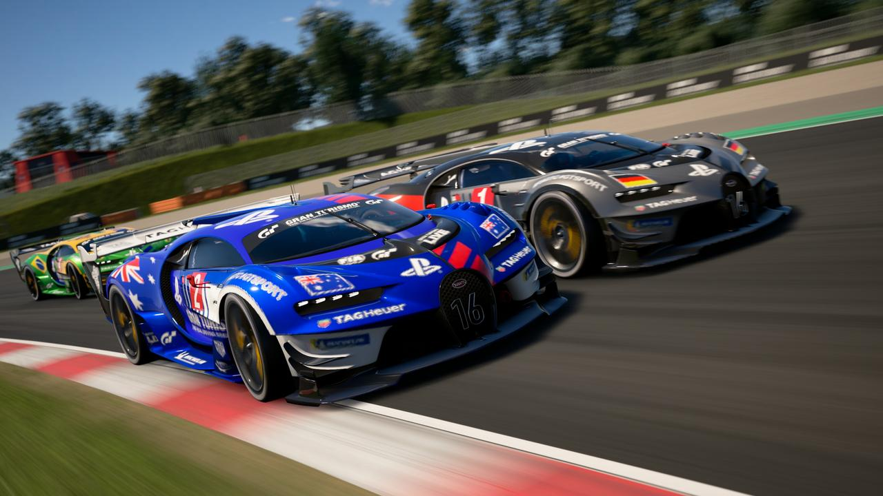 Gamers can represent their nation in Gran Turismo Sport.