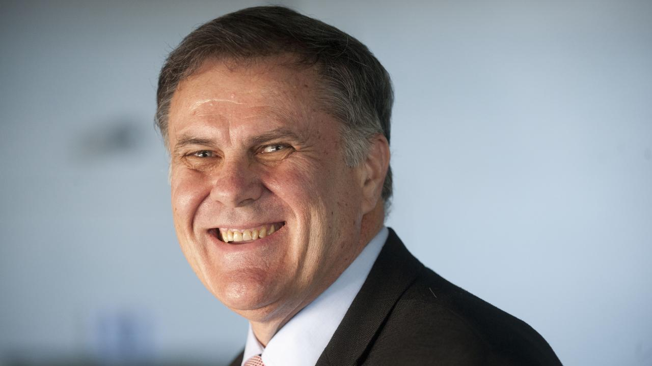 Winston Johnston has secured the final spot on the new-look Sunshine Coast Council.
