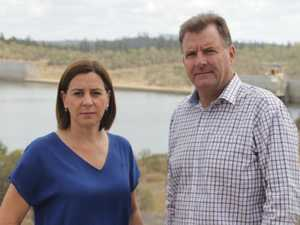 LNP calls for Paradise Dam work halt to consider options