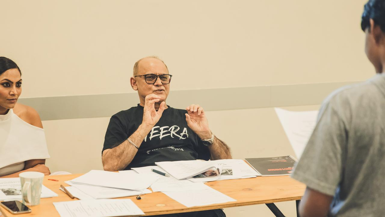 Chamkaur Gill has thrown himself into living life to the fullest in retirement, including writing three plays, with another three in the wings.