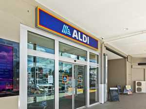 Toowoomba shopping centre with new Aldi hits market