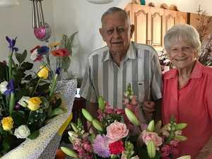 Coast couple celebrates 70 years of marriage
