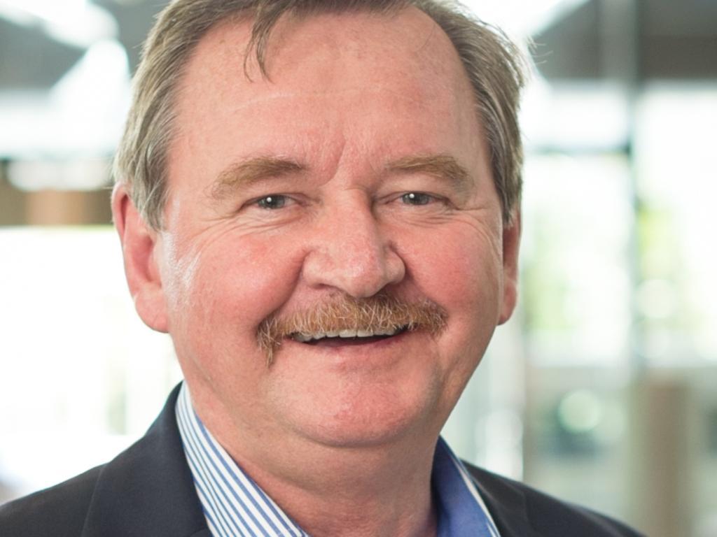 Dr Paul Van Buynder.
