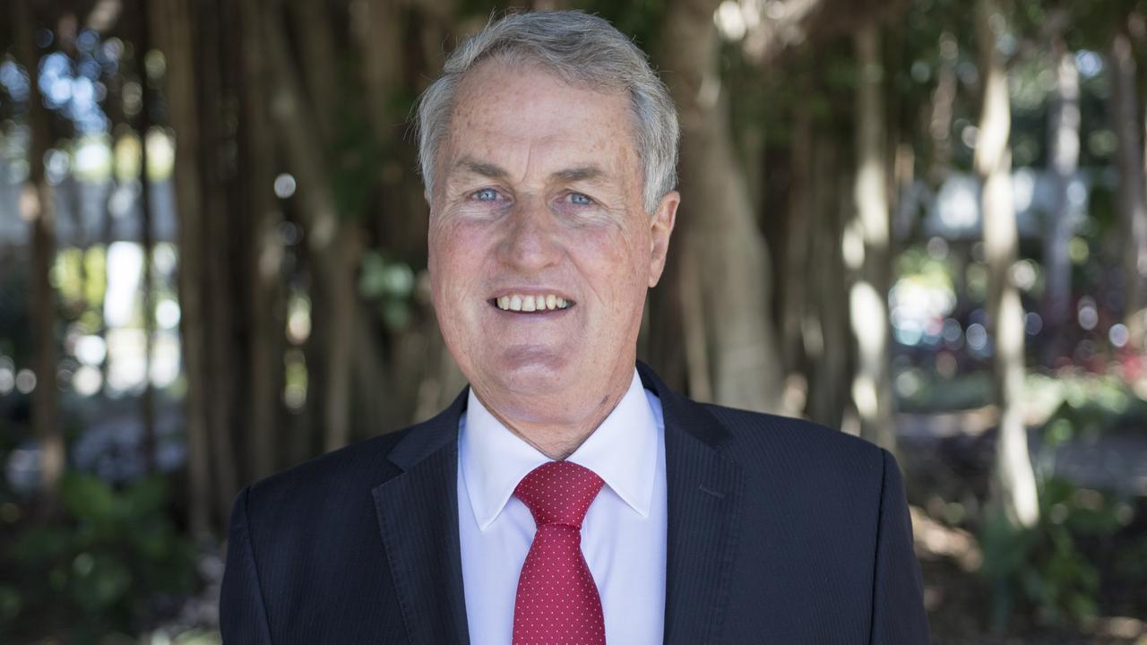 Mackay Regional Council Mayor Greg Williamson.