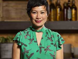 MasterChef star's bizarre love triangle