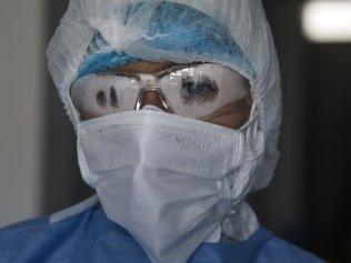 Coronavirus testing is being ramped up. Picture: Rodrigo Abd