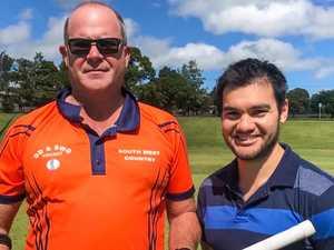 Queensland Cricket awards southwest sporting hero