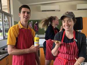 Local school bakes with love for essential workers