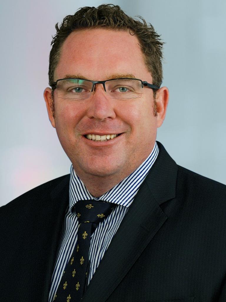 KPMG chief economist Brendan Rynne