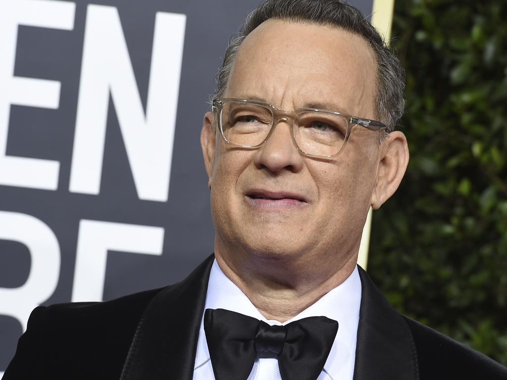 Tom Hanks. Picture: AP