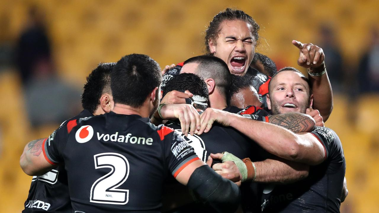All 16 NRL clubs will halt training until the Warriors have cleared quarantine.