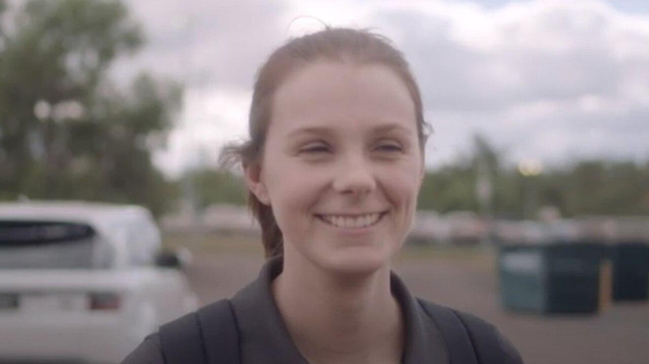 Oaky Creek Coal human resources officer Samantha McMillan participated in the Glencore graduate development program. Picture: Glencore