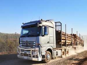 Actros doesn't miss a beat for brothers in toughest test
