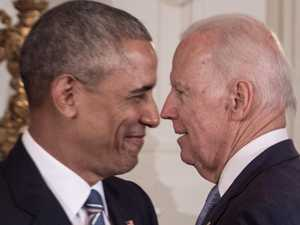 Obama endorses 'good friend' Biden