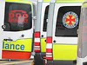 3-vehicle accident on highway in peak hour