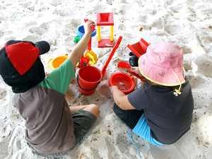 Cash injection for community kindergartens
