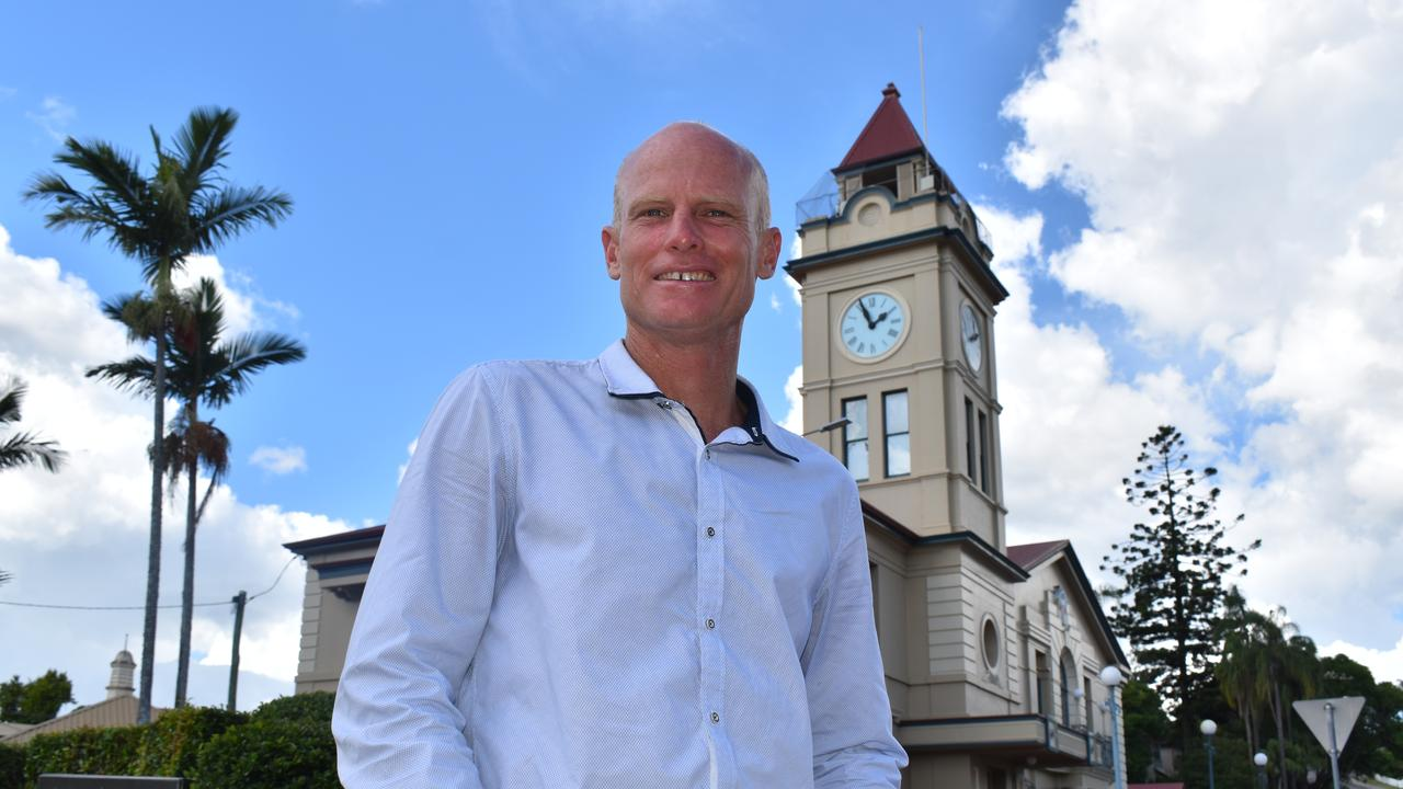 New Gympie Mayor Glen Hartwig tried to get the surveys released confidentially to councillors last year.