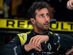 'Sooky Dan': Ricciardo's teary admission