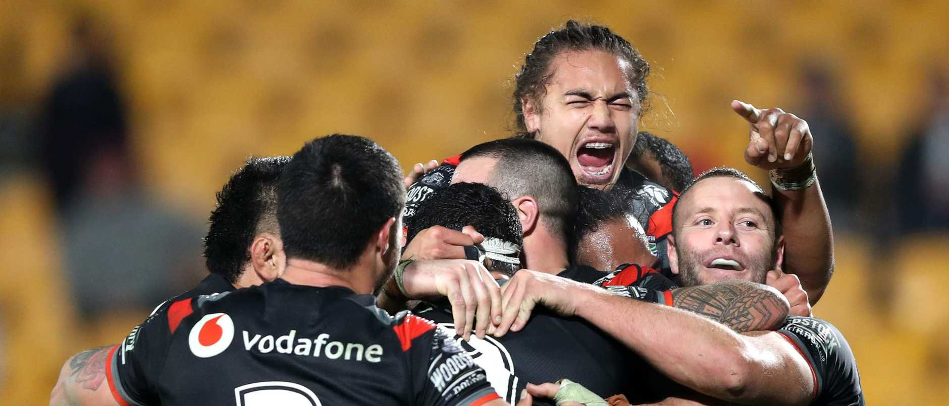 NRL Rd 21 - Warriors v Sea Eagles