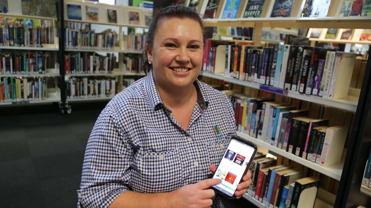 ONLINE: Kim Doyle from Isaac libraries is excited to share the online resources.