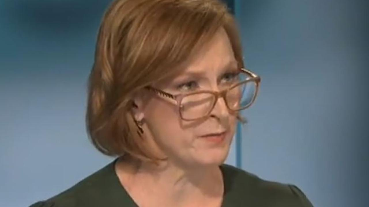 Journalist Leigh Sales has quizzed the PM about inconsistency of coronavirus lockdown laws, with the PM admitting it is 'difficult'.