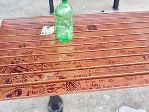 Vandalism reports fall but teens more brazen with graffiti