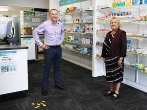 New pharmacy opens doors