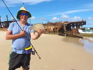 Fraser's castaway caretakers isolated in paradise