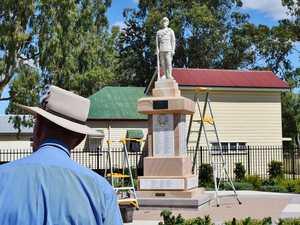 Community raises $30,000 for WWI statue