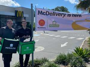 Maccas partners with Menulog to expand home delivery options