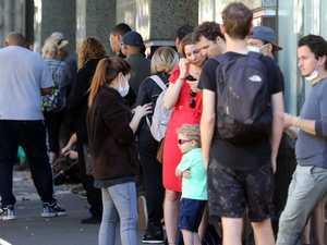 Aussie share market plunges