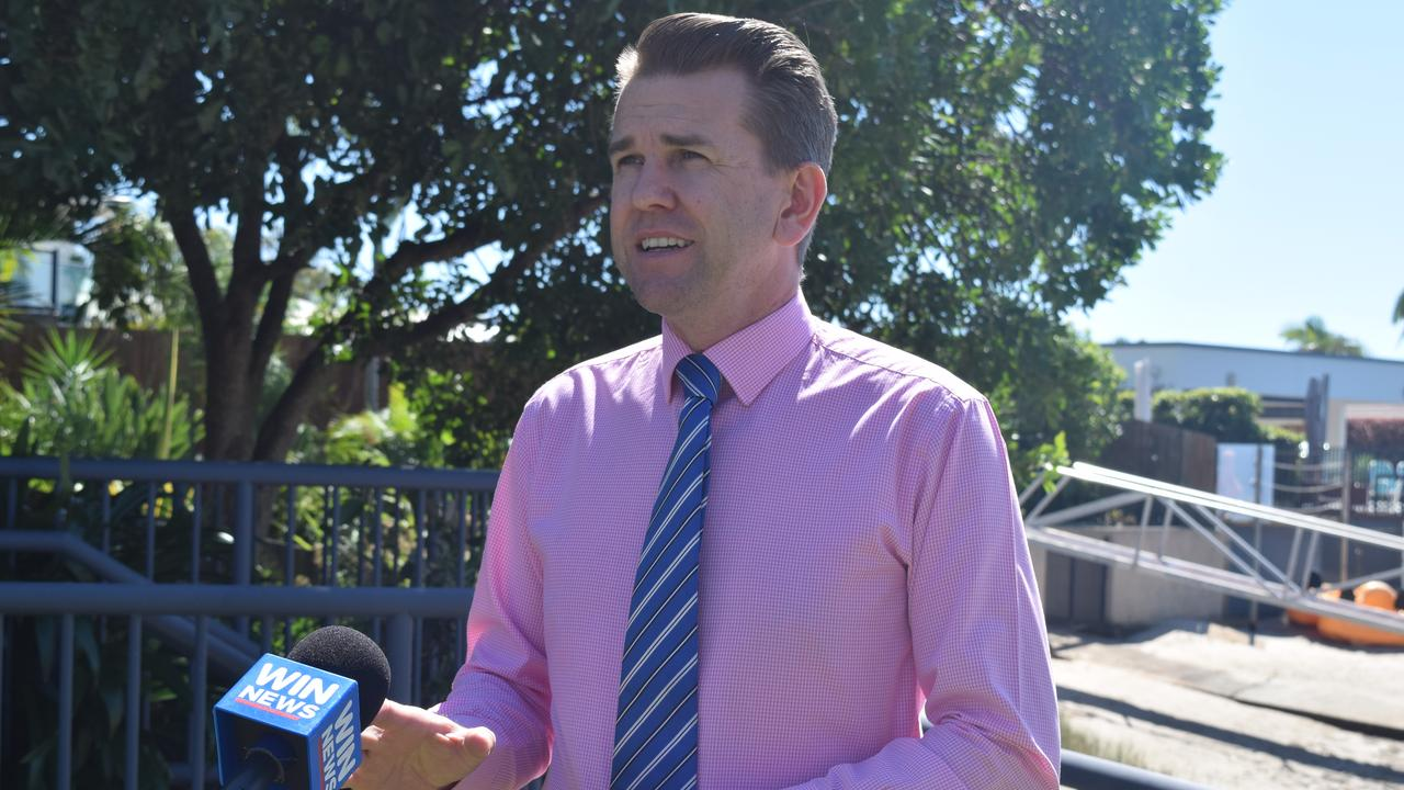 Kawana MP Jarrod Blejie wants the Queensland Government to allow parents to decide if they want to send their children to school in Term 2.