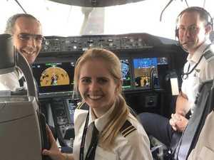 Qantas mercy flight brings home stranded Aussies