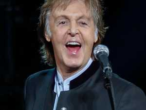 Paul McCartney reignites music feud