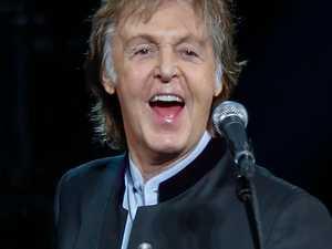 Paul McCartney reignites music feud