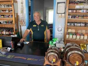 Bowen brews own beers during pub closures