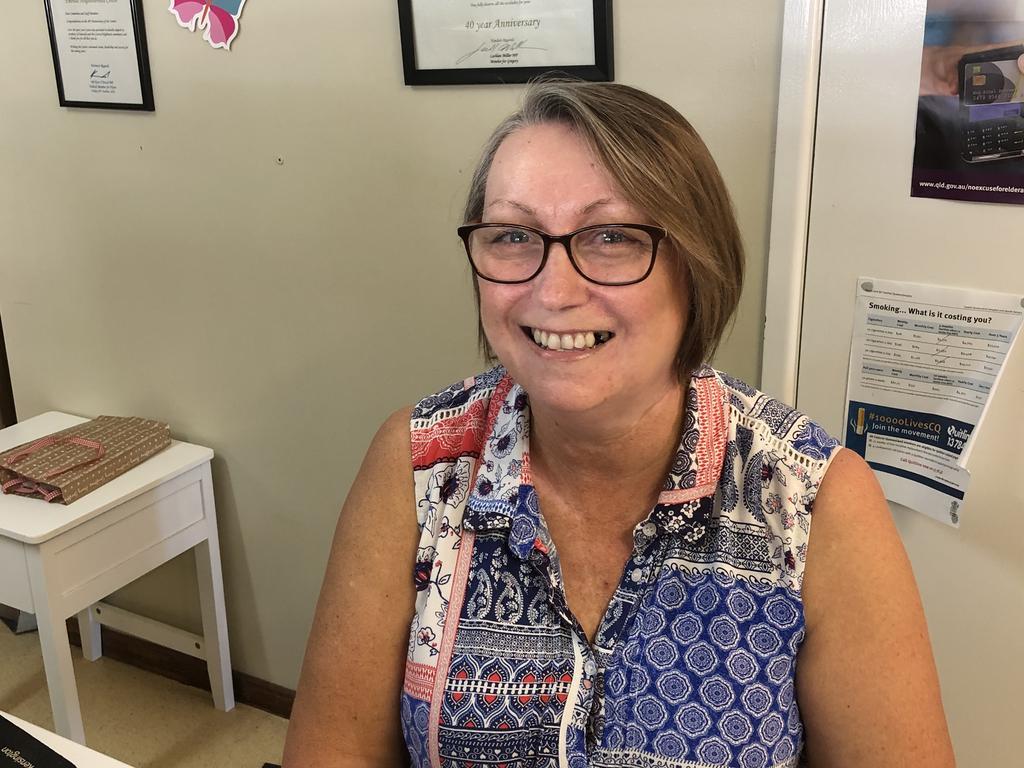ESSENTIAL: Neighbourhood Centre volunteer Paula Turner.