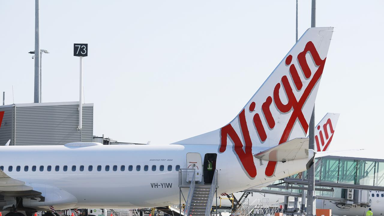 Virgin Australia, Qantas and Jetstar announce domestic flights will begin operating from tomorrow after a request from the Australian Government.