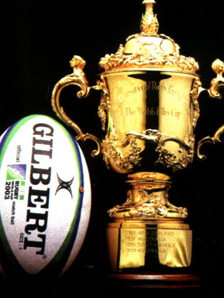 The Rugby World Cup known as 'Bill'.
