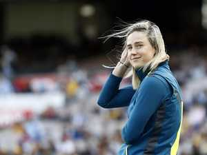'Beautiful' Aussie catches cricket star's eye