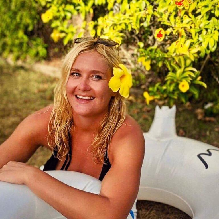Emily Cook, 26, left Australia in January for the digital nomad trip of a lifetime.