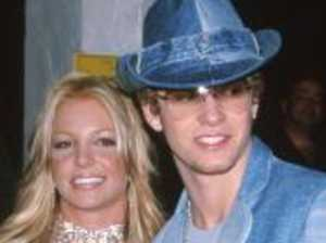 Britney's surprising Justin admission