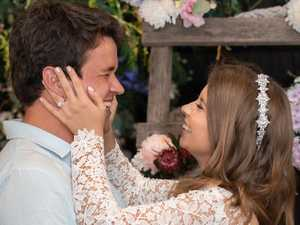 Bindi Irwin releases stunning wedding photos