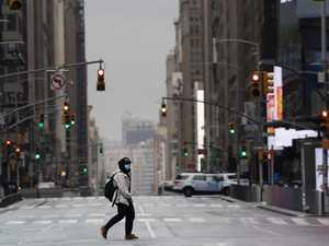 New Yorkers ordered to 'wear masks'